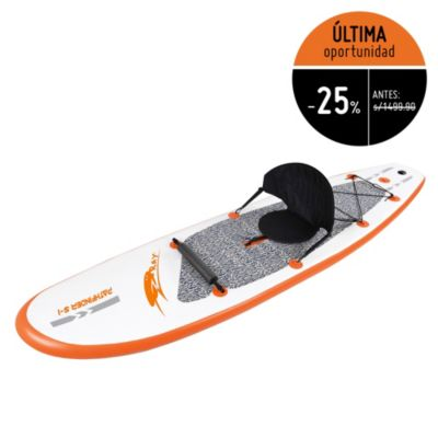 Paddle con asiento Z-Ray 301 cm