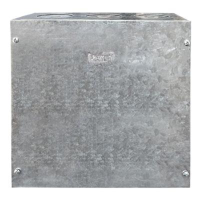 Caja De Pase 10 X 10 X 4mm Jormen