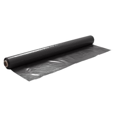Manga Plástica 1.5x8mm Negro