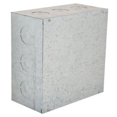 Caja De Pase 300 X 300 X 150mm Jormen