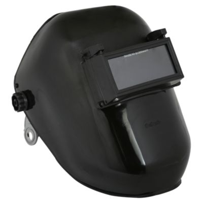 Máscara para Soldador Premium Negro