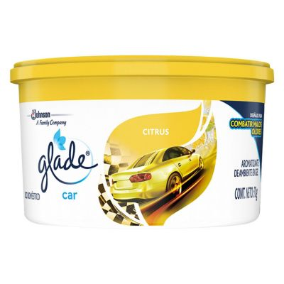 Gel Car Citrus 70 gr