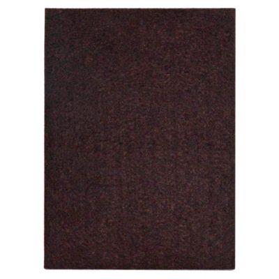 Fieltro Adhesivo 15mm Negro