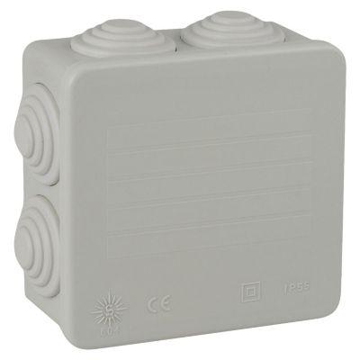 Caja De Pase Ip54 800 X 80 X 35mm Solera