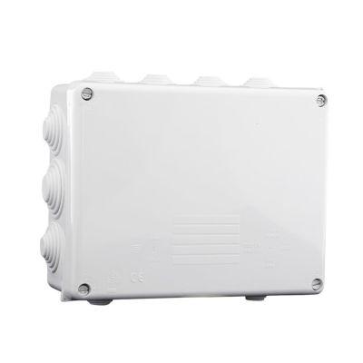 Caja De Pase Ip55 220 X 170 X 80mm Solera