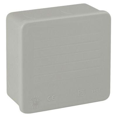 Caja De Pase Ip65 100 X 100 X 45mm Solera
