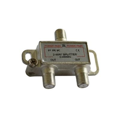 Splitter 2 Vias 2.5 GHz