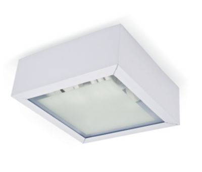 Aplique Greco Blanco 2 Luces