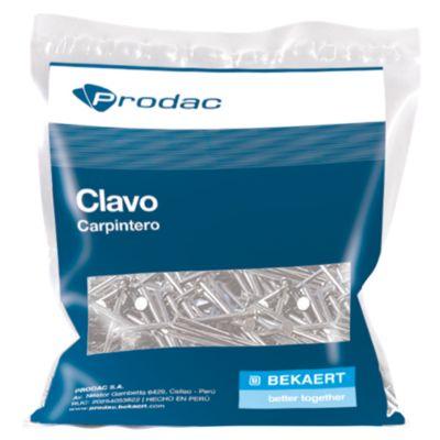 Clavo Carpintero con Cabeza 2 1/2''x12 1/2kg