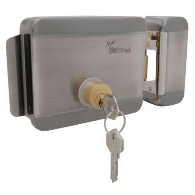 Cerradura para Intercomunicador 12V con Botón