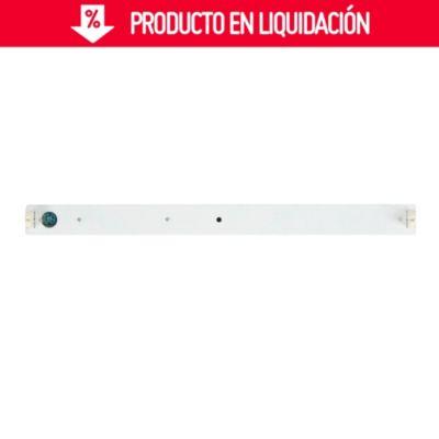 Bráquet Economicas con Socket Reactivo 1 x 20 W
