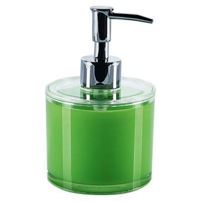 Dispensador de Jabón Verde Limón