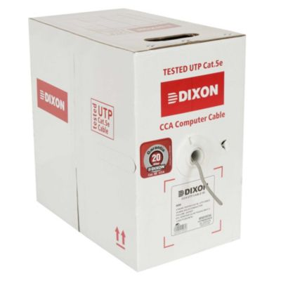 Cable UTP CCA Cat 5E Dixon x m