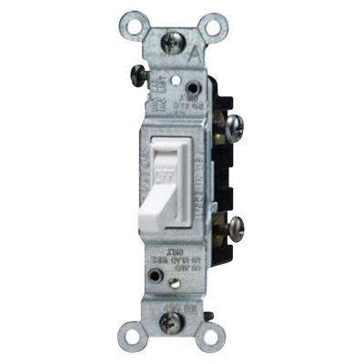 Interruptor conmutable 15A 125V
