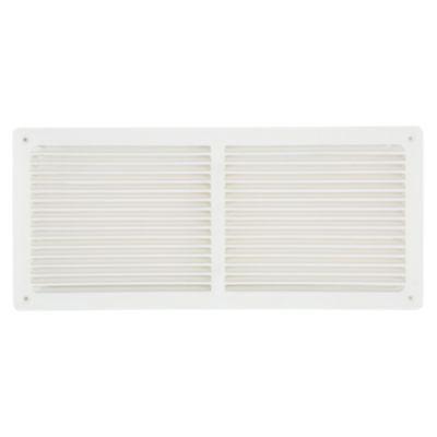 Rejilla para Ventilación Blanco 100x120mm