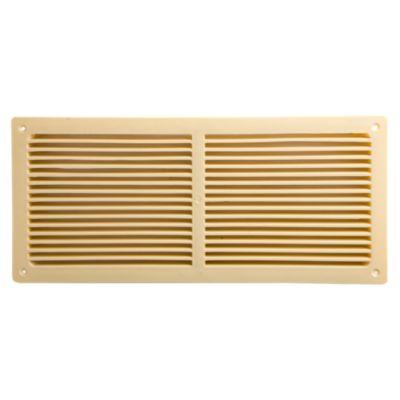Rejilla para Ventilación Almendra 100x120mm