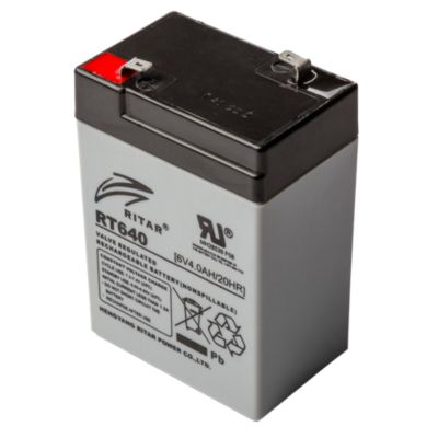 Batería 6V 4Ah