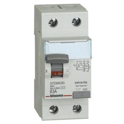 Interruptor Diferencial Bipolar 63A