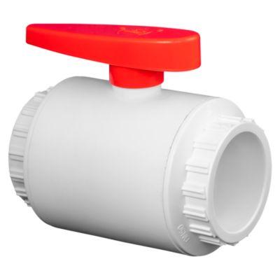 Válvula Esférica PVC 1 1/2'' S/P