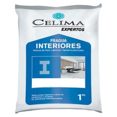 Fragua Interior para Porcelanatos Blanco 1kg