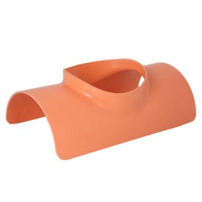 Cachimba 200mm a 160mm PVC