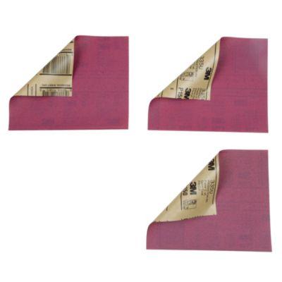 Pack x 3 lijas de metal # 150