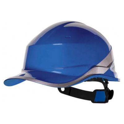 Casco de Obra Diamond V Azul