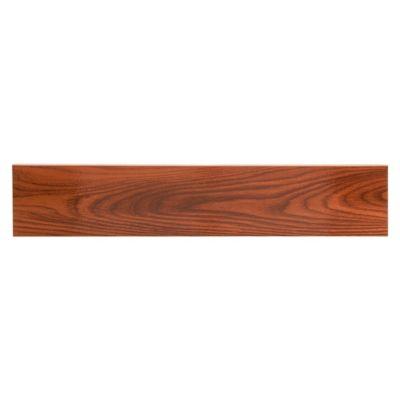 Zócalo Natura Marrón Liso 8.7x45cm