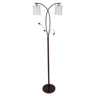Lámpara de Pie Tamb 2 luces