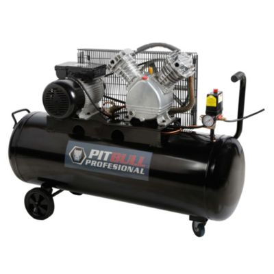 Compresora de Aire 3 HP 100 Litros