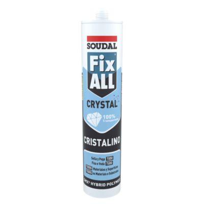 Adhesivo Fix All Crystal 290ml