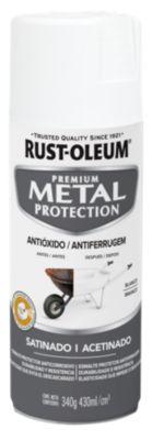 Spray Anticorrosivo Blanco Satinado 430ml