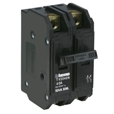 Interruptor Termomagnético 2x40A Bticino