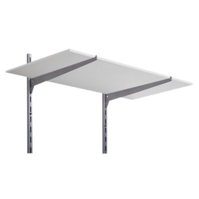 Soporte Simple Gris 40cm