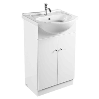 Mueble Vanitorio Blanco 50x42cm