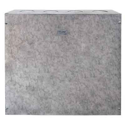 Caja De Pase 400 X 400 X 100mm Jormen