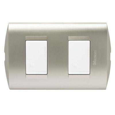 Interruptor Doble Modus Style Perla