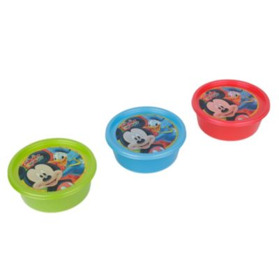 Set 3 tapers snack Mickey
