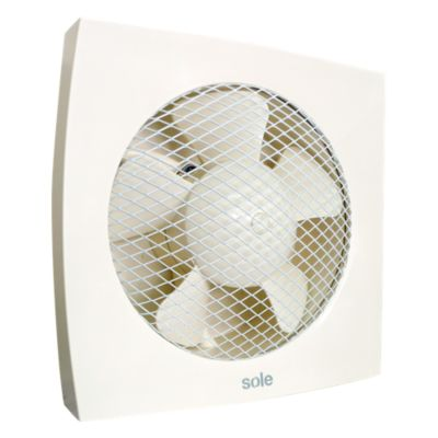 Extractor de Aire Helicoidal 50W