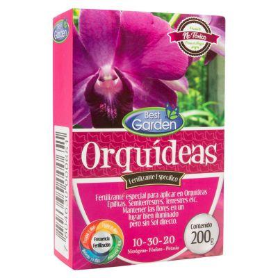 Fertilizante granular Orquídeas 200g