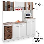 Muebles auxiliares de cocina | Sodimac