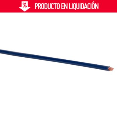 Cable THHN 12 AWG Azul x metro lineal