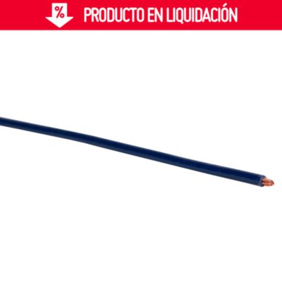 Cable THHN 14 AWG Azul x metro lineal