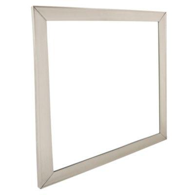 Espejo con marco 80x80cm