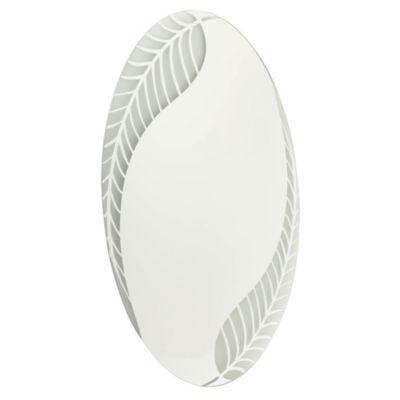 Espejo sin marco Hojas 89x58cm
