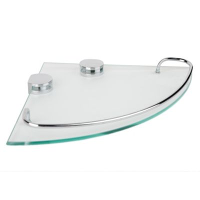 Repisa de vidrio Cam 35x25cm