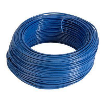 Alambre TW 16 AWG Azul x 100 m