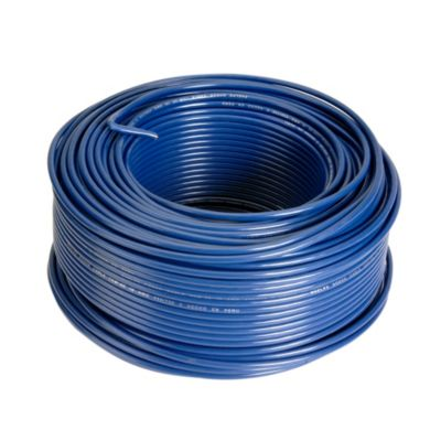 Cable THW 10 AWG Azul 7 Hilos