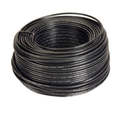 Cable THW 10 AWG Negro x 100 m