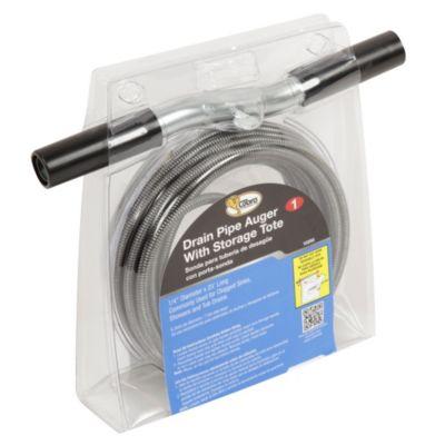 Cable Desatorador con Mango 1/4 x 25 pies